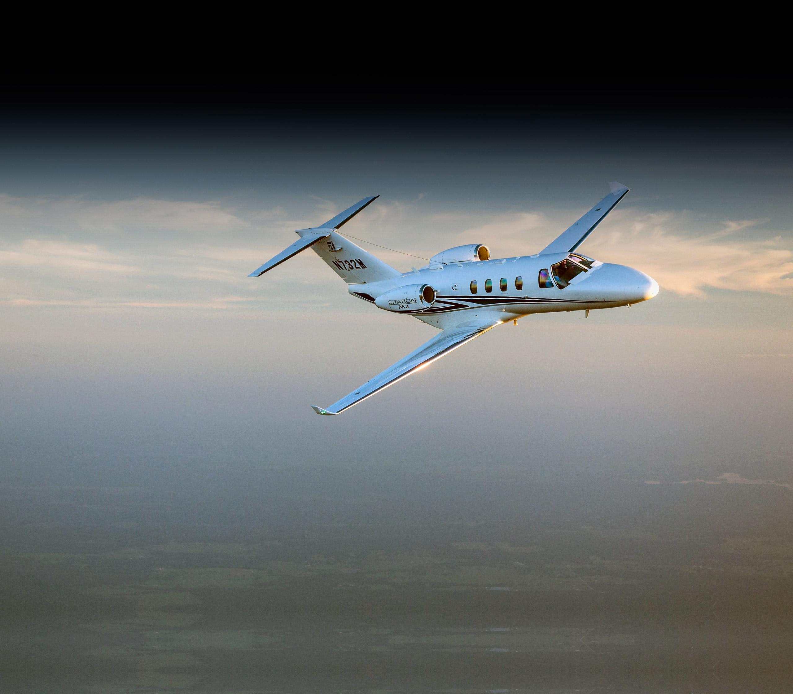 CJ Series CE-525/CE-525S: Jet Flight Training